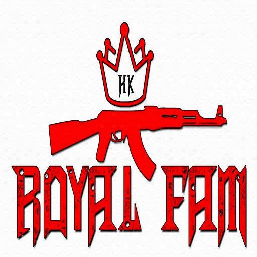 Royal Fam альбом Running Man