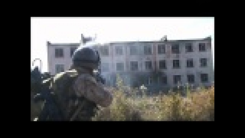 Тактические тренировки красноярского СОБРа 2