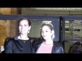 Marion COTILLARD @ Paris Fashion Week 23 january 2018 show Armani #PFW janvier