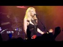 Courtney Love - Olympia, Hey Jude (excerpt) etc - Rock City, Nottingham - 20th May 2014