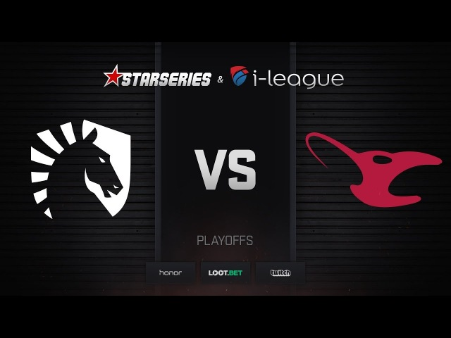 Liquid vs mousesports, map 3 train, StarSeries i-League Season 4 Finals