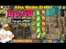 Plants vs Zombies 2 Prize Dead Man's Booty Pirate Seas Day 4 Ep 50