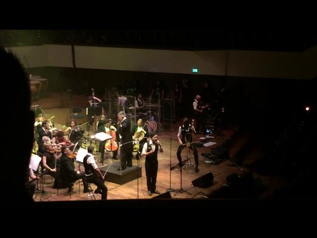 Letzte Instanz - Regenbogen live at Gothic meets Klassik 2017