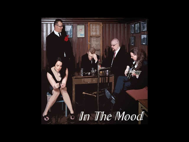 In The Mood - Hopeinen veitsi - Silver Dagger