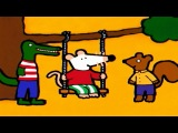 Maisy Mouse Official | Swing |  English Full Episode | Cartoon For Kids