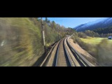 A train journey with Vangelis