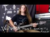 DAN MONGRAIN - Guitar Playthrough VOIVOD