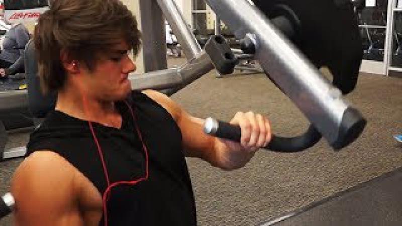 Jeff Seid - Chest Workout