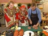 Москва русские забавы и кулинарные секреты Надежды Бабкиной