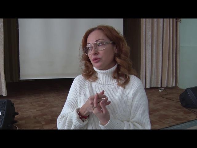 Можайскую женскую колонию посетила актриса театра и кино Виктория Тарасова.