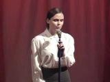 Белые Журавли (читает Мария Ермакова)