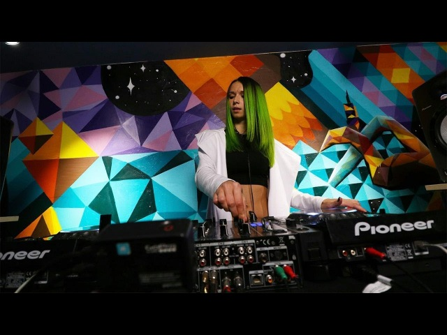 Miss Monique - Live @ Radio Intense 22.02.2018
