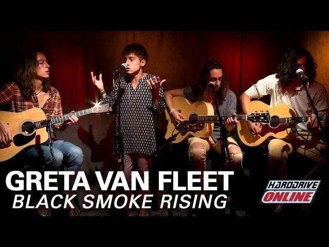 GRETA VAN FLEET - BLACK SMOKE RISING acoustic performance