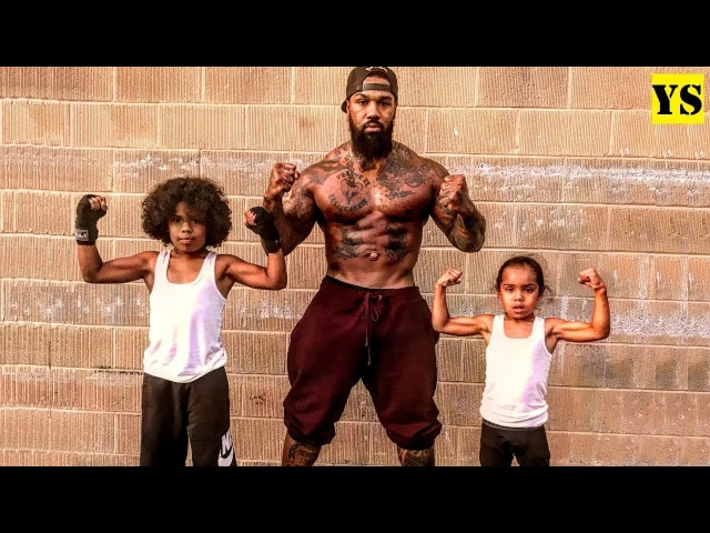 STRONG DAD James Wilson - STRONG Children | Yurich SPORT