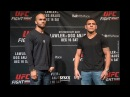 UFC on FOX 26 Media Day Staredowns - MMA Fighting