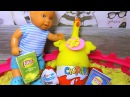Киндеркурица несет Киндер сюрприз яйца. Катя и Макс. Мультик про кукол.