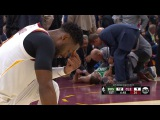 Gordon Hayward Breaks His Leg | Celtics vs Cavaliers | Oct 17, 2017 | 2017-18 NBA season