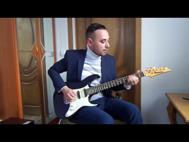 Metallica Fade To Black Arthur Khalikov Cover