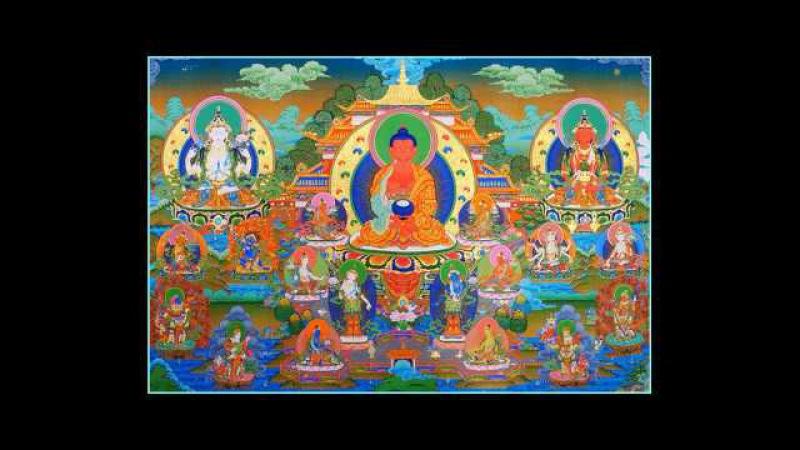 Amitabhi Mantra Читает 108 раз А Дуйко