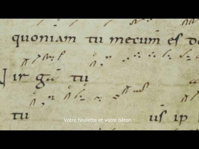 Graduel grégorien : Si ambulem - Damien Poisblaud, Les Chantres du Thoronet