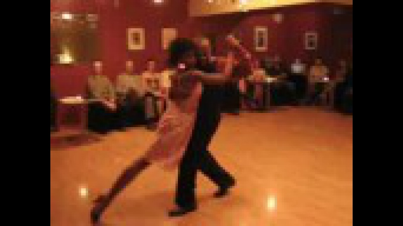 A Playful Funky Milonga and Tango by Ernest and Maricela