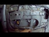 Hyundai Atos  Хендай атос замена стеклоподьёмника