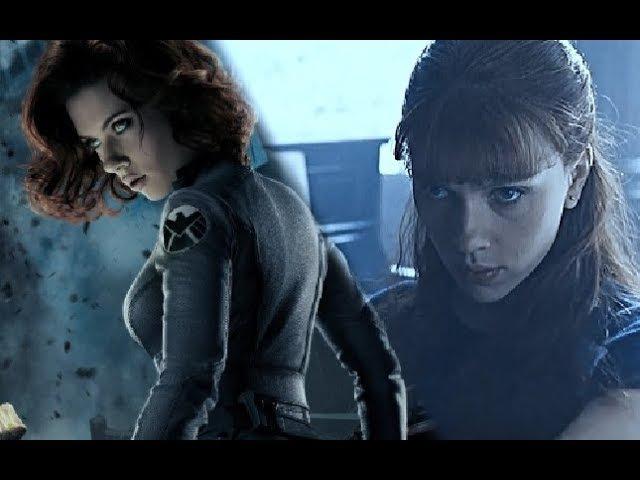 Natasha Romanoff - See what I've become