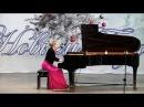 02 Русанова Екатерина К Коуллинг Маленькая венгерская рапсодия