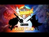 Обновление Tactical Monsters Rumble Arena - Геймплей Трейлер
