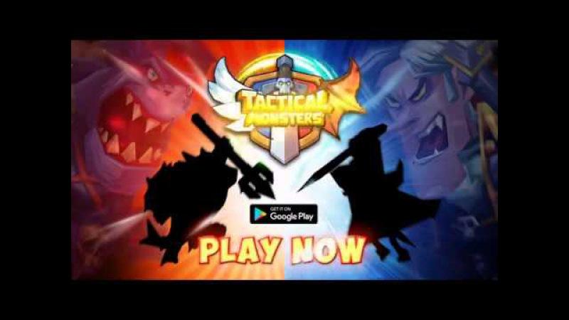 [Обновление] Tactical Monsters: Rumble Arena - Геймплей   Трейлер