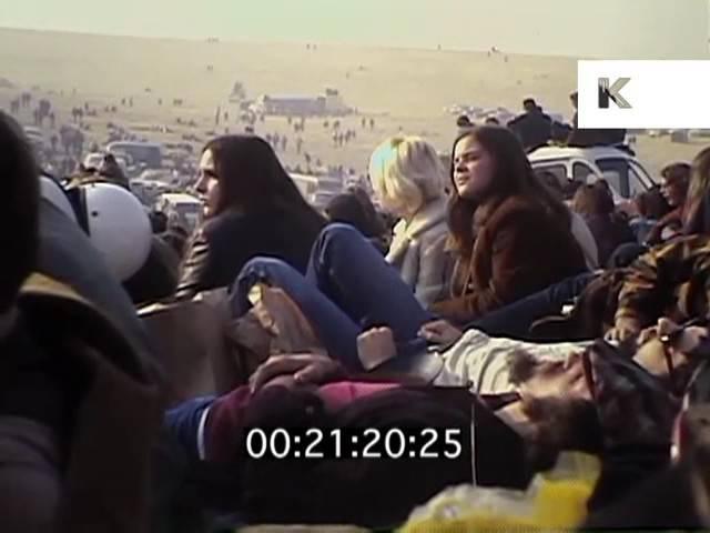 1960s Altamont Music Festival, California, Hippie