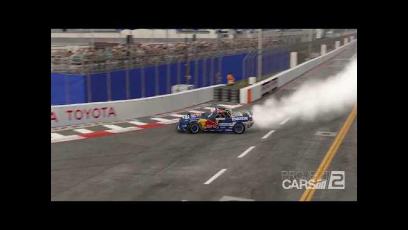 Project Cars 2 - Drifting Gameplay (`RadBull` Mazda Miata)