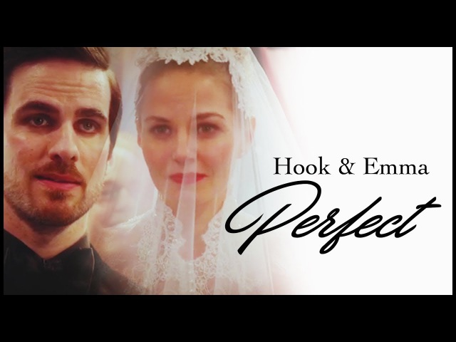 Hook Emma || Perfect