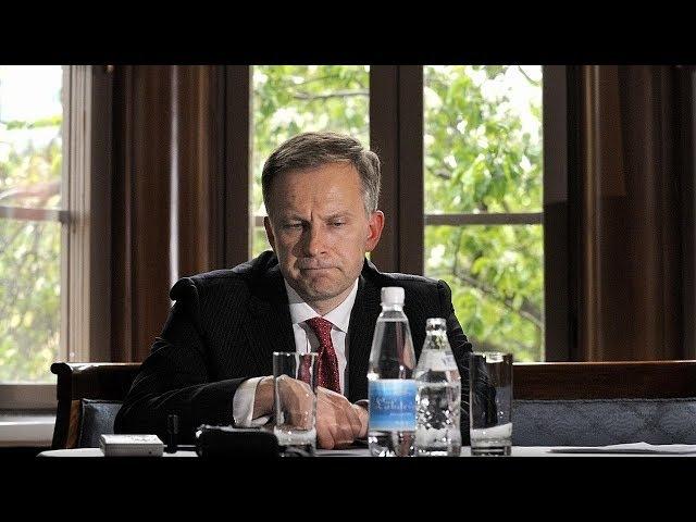 Главу Банка Латвии призвали уйти в отставку