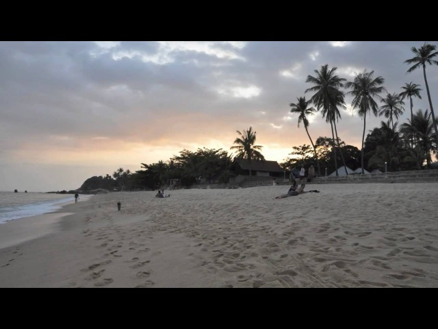 Koh Samui Thailand 2 Bata-Kuku-Songo music by Michael Pluznick