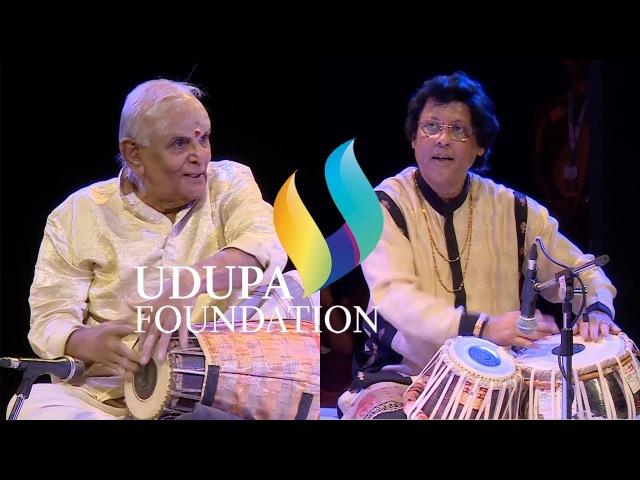 Udupa Music Festival - Vidwan Umayalpuram K Sivaraman Pandit Anindo Chatterjee