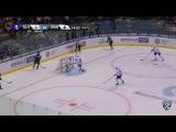 Моменты из матчей КХЛ сезона 1617 Гол. 22. Месарош Андрей (Слован) от синей в ближний угол 30.08