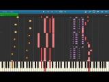 The Riddle - Nik Kershaw (Gigi D' Agostino) Band ArrangementsSynthesia