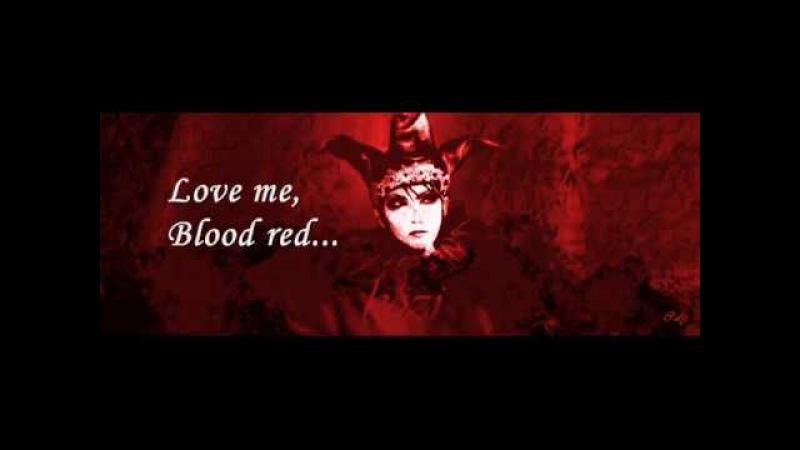 Malice Mizer Kozi Color Me Blood Red English Lyrics Sub Translation