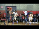 Los Angeles Lakers Lonzo Ball Dominates Zach Collins with LiAngelo LaMelo Ball @ Nike X