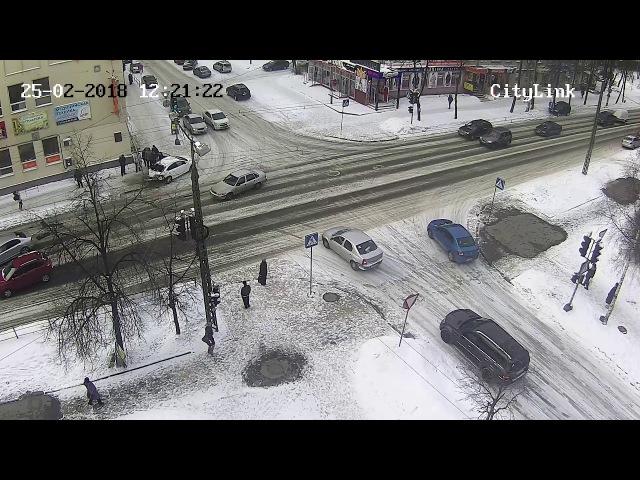 ДТП Петрозаводск Красноармейская ул М Горького