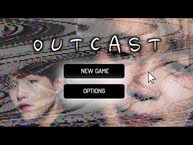 BTS OUTCAST [ GAME SIMULATOR   AU ]