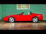Ferrari 550 Barchetta Pininfarina UK spec