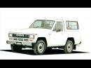 Nissan Safari Hard Top High Roof AD 161 '06 1983–09 1987