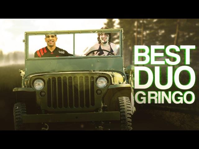 INGLÊS FINO DO FINO - BEST DUO GRINGO ft. Dr.Butt