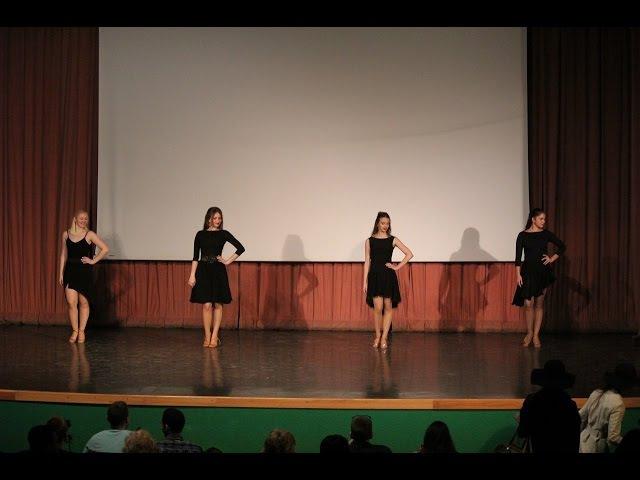 Анатомия танца.