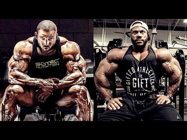 Phil Heath vs Cedric Mcmillan - Battle for Mr. Olympia 2017 | Bodybuilding Motivation