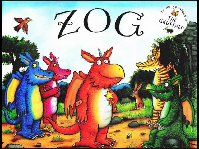 Zog (Julia Donaldson)   Kids Read Aloud Story Book