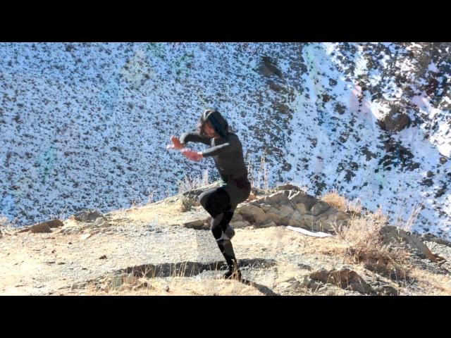 Yoga practice : Dance of Garuda @ Tibet by Pond Yoga Thailand.