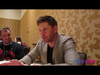 SDCC 2017: Supernatural's Jensen Ackles on Dean's grief, Kansas, and Scooby-Doo